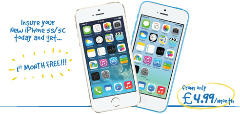 Gadget Insurance iPhone